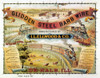Glidden Steel Barb Wire. /Nlithograph, C. 1876. Poster Print by Granger Collection - Item # VARGRC0023052