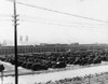 Factory Parking Lot, 1936. /Nemployee Parking Lot At The Calco Chemical Company Near Bound Brook, New Jersey. Photograph By Carl Mydans, February 1936. Poster Print by Granger Collection - Item # VARGRC0121312