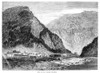 Canada: Yale, 1866. /Nthe Town Of Yale, British Columbia, Canada. Wood Engraving, English, 1866. Poster Print by Granger Collection - Item # VARGRC0267915