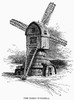 New Amsterdam: Windmill. /Na Windmill In New Amsterdam, 1630S. Poster Print by Granger Collection - Item # VARGRC0101713