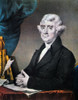 Thomas Jefferson (1743-1826). /Nlithograph By Nathaniel Currier. Poster Print by Granger Collection - Item # VARGRC0011748