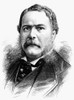 Chester Alan Arthur /N(1830-1886). 21St President Of The United States. American Newspaper Engraving As The Vice President, 1880. Poster Print by Granger Collection - Item # VARGRC0089997