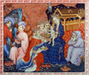 Marco Polo (1254-1324). /Nvenetian Traveler. Marco Polo Hears Story Of The Adoration Of Kings From The Orient. English Manuscript Illumination, C1400. Poster Print by Granger Collection - Item # VARGRC0035196