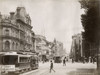 Australia: Melbourne, C1900. /Na View Of Collins Street In Melbourne, Australia. Photograph, C1900. Poster Print by Granger Collection - Item # VARGRC0352103