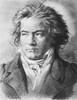 Ludwig Van Beethoven /N(1770-1827). German Composer. Charcoal With Chalk Drawing, 1818, By August Karl Friedrich Von Kloeber. Poster Print by Granger Collection - Item # VARGRC0034010