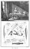 Handwriting, 18Th Century. /Ncopper Engraving, French, 18Th Century. Poster Print by Granger Collection - Item # VARGRC0066272