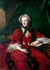 Marie Leszczynska /N(1703-1768). Queen Of France. Canvas, 1748, By Jean-Marc Nattier. Poster Print by Granger Collection - Item # VARGRC0050305