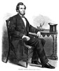 Abraham Lincoln /N(1809-1865). 16Th President Of The United States. Wood Engraving, American, 1861. Poster Print by Granger Collection - Item # VARGRC0048603