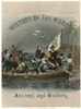 Columbus: New World, 1492. /Nthe Landing Of Christopher Columbus In The New World, 12 October 1492. Engraving, 1871. Poster Print by Granger Collection - Item # VARGRC0007037