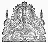 Engraving: Decorative Cut. /Nwood Engraving, Italian, 18Th Century. Poster Print by Granger Collection - Item # VARGRC0093361