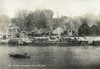 Philippines, C1900. /Na View Of Nipa Houses Along The Pasig River In Manila, The Philippines. Photograph, C1900. Poster Print by Granger Collection - Item # VARGRC0352151