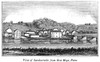 New Jersey, 1844. /Nview Of Lambertville, New Jersey, From New Hope, Pennsylvania. Wood Engraving, 1844. Poster Print by Granger Collection - Item # VARGRC0082539
