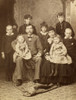 Pennsylvania Family, C1880. /Noriginal Cabinet Photograph. Poster Print by Granger Collection - Item # VARGRC0036475