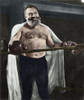 Ernest Hemingway /N(1899-1961). American Writer. Photograph, 1944, Digitally Colored By Granger, Nyc. Poster Print by Granger Collection - Item # VARGRC0408765