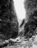 Sinai: Wadi Isla, C1905. /Na View Of The Canyon At Wadi Isla, On The Sinai Peninsula In Egypt. Photographed C1905. Poster Print by Granger Collection - Item # VARGRC0128413