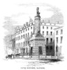Baltimore: Monument, 1853. /Nthe Battle Monument On Calvert Street In Balitmore, Maryland. Engraving, American, 1853. Poster Print by Granger Collection - Item # VARGRC0267698