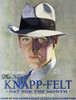 Hat Advertisement, 1929. /Namerican Advertisement For Knapp-Felt Hats, 1929. Poster Print by Granger Collection - Item # VARGRC0109030
