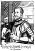 Gonzalo Jimenez De Quesada /N(1500-1579). Spanish Conquistador. Spanish Line Engraving, 1728. Poster Print by Granger Collection - Item # VARGRC0000584
