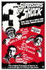3 Superstars of Shock Movie Poster (11 x 17) - Item # MOV205026