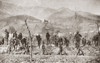 Wwi: British In Italy, 1917. /Nbritish Reinforcements In Italy, Arriving After The Battle Of Caporetto, 1917. Photograph. Poster Print by Granger Collection - Item # VARGRC0408062