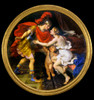 Mignard: Venus & Mars. /Noil On Canvas, 1658, By Pierre Mignard. Poster Print by Granger Collection - Item # VARGRC0103756
