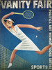 Vanity Fair, 1932. /Na 1932 Cover Of 'Vanity Fair' With A Caricature Of American Tennis Player Helen Wills. Poster Print by Granger Collection - Item # VARGRC0042895