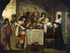 France: Taste, C1635. /Na Depiction Of The Sense Of Taste. Oil On Canvas, C1635, By An Anonymous French Artist. Poster Print by Granger Collection - Item # VARGRC0103948