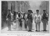 Mexican Revolution, 1913. /Nthe Family Of Emiliano Zapata Brought To Mexico City As Prisoners. Photograph From An English Newspaper. Poster Print by Granger Collection - Item # VARGRC0088675