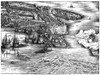 Venice: Harbor, C1500. /Nships In The Harbor Of Venice. Detail Of Jacopo Barbari'S 'Bird'S-Eye-View Of Venice,' Woodcut, 1500. Poster Print by Granger Collection - Item # VARGRC0125271