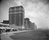 Chicago: Michigan Avenue. /Na View Of Michigan Avenue, Including The Blackstone Hotel, In Chicago, Illinois. Photograph, C1910. Poster Print by Granger Collection - Item # VARGRC0180650