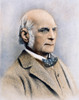 Sir Francis Galton /N(1822-1911). English Scientist. Oil Over A Photograph, 1895. Poster Print by Granger Collection - Item # VARGRC0048762