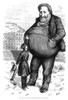 Cartoon: Tweed, 1872. /Namerican Cartoon By Thomas Nast On The Power Of Tammany Leader William M. 'Boss' Tweed. Cartoon, 1872. Poster Print by Granger Collection - Item # VARGRC0033294