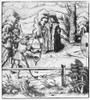 Archery, 16Th Century. /Nwoodcut, 16Th Century, From 'Der Weiss Kunig,' About The Life Of Emperor Maximilian I. Poster Print by Granger Collection - Item # VARGRC0101060