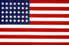 Civil War Flag. /N35-Star U.S. Flag In Use During Civil War, 1864-65. Poster Print by Granger Collection - Item # VARGRC0053356