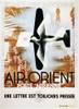 Aviation Poster, 1932. /Nfrench Poster For Air Orient, 1932. Poster Print by Granger Collection - Item # VARGRC0091856