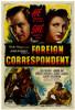 Foreign Correspondent Movie Poster Print (27 x 40) - Item # MOVGF5407