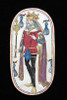 King of Tethers  from The Cloisters Playing Cards Poster Print (18 x 24) - Item # MET475539