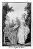 Madame la Comtesse de Boufflers and Thérèse Poster Print by Louis de Carmontelle (French  Paris 1717–1806 Paris) (18 x 24) - Item # MET459374