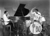 Gene Krupa playing the drums Photo Print - Item # VARCEL684126