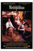 Metropolitan Movie Poster (11 x 17) - Item # MOV199218