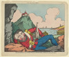 Scene 3  from Jack and the Giant Killer  Scenes for a Toy Theater Poster Print (18 x 24) - Item # MET683005