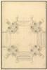 "Ground Plan for Catafalque for Johann Wilhelm  Count Palatine of the Rhine (d. 1716). Poster Print by Workshop of Giuseppe Galli Bibiena (Italian  Parma 1696  ""1756 Berlin) (18 x 24) - Item # MET344408"