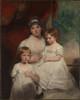 Mrs. John Garden (Ann Garden  1769–1842) and Her Children  John (1796–1854) and Ann Margaret (born 1793) Poster Print by John Hoppner (British  London 1758–1810 London) (18 x 24) - Item # MET436685