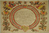 Birth and Baptismal Certificate Poster Print (18 x 24) - Item # MET529