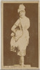 Mlle. Ilberte  from the Actors and Actresses series (N45  Type 8) for Virginia Brights Cigarettes Poster Print (18 x 24) - Item # MET417522
