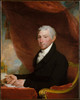 James Monroe Poster Print by Gilbert Stuart (American  North Kingston  Rhode Island 1755–1828 Boston  Massachusetts) (18 x 24) - Item # MET12668