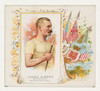 James Albert  Go As You Please  from Worlds Champions  Second Series (N43) for Allen & Ginter Cigarettes Poster Print (18 x 24) - Item # MET414489