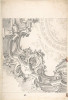 Design for 1/4 of a Ceiling Poster Print by Anonymous  Italian  Piedmontese  18th century (18 x 24) - Item # MET340338