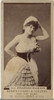 Card Number 215 Frances Marion from the Actors and Actresses series (N145-5) issued by Duke Sons & Co. to promote Cameo Cigarettes Poster Print (18 x 24) - Item # MET647285