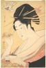 "Matching Shells (Kaiawase)  from the series Parody of Six Immortal Poets (Yatsushi Rokkasen) Poster Print by Chobunsai Eishi (Japanese  1756  ""1829) (18 x 24) - Item # MET45215"